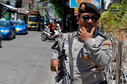 Сбежавшего от полиции россиянина поймали на Бали