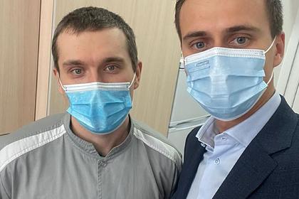 Евгений Горенко и Александр Скичко