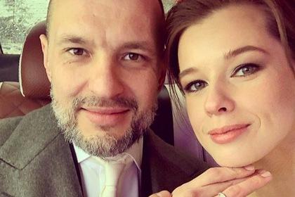 Актриса Екатерина Шпица вышла замуж
