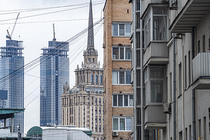 Московский рынок жилья назвали фантастически перегретым