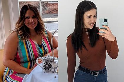 Многодетная мать похудела на 46 килограммов и стала выглядеть как Меган Маркл