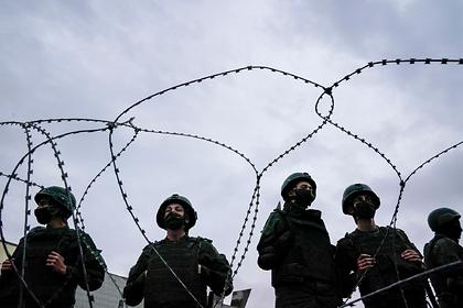 Власти Белоруссии назвали число возбужденных уголовных дел об экстремизме