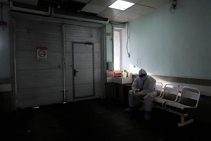 В России за сутки умерли 446 пациентов с коронавирусом