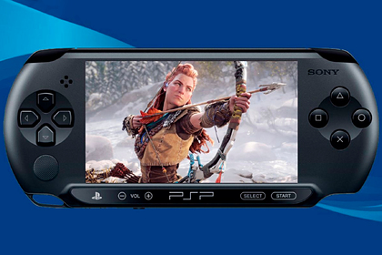Sony перевыпустит легендарную PSP
