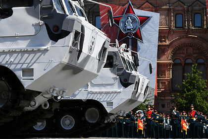 В Европе оружие из России назвали научной фантастикой