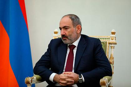 Пашинян пообещал сотрудничать с Россией по вопросу реформирования армии
