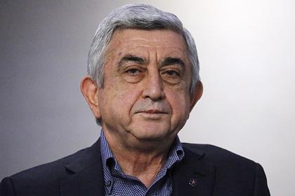 Бывший президент Армении поддержал потребовавших отставки Пашиняна военных