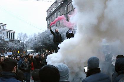 В Нагорном Карабахе отреагировали на попытку военного переворота в Армении