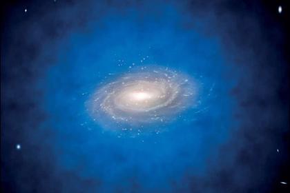 Объяснено таинственное появление гигантских черных дыр