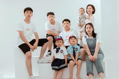 Семья в Китае заплатила штраф за «лишних» детей