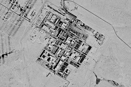 На секретном ядерном объекте в Израиле затеяли непонятную стройку
