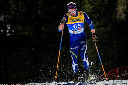 Участвовавший в стычке с Большуновым финн отреагировал на наказание для лыжника