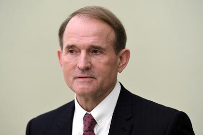 Стало известно о начале обысков и задержаний в офисе партии Медведчука