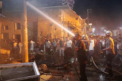 Байден приказал нанести удар по Сирии