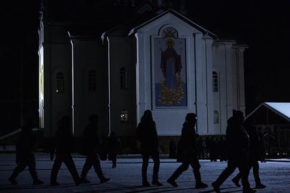 ОМОН оцепил жилые корпуса в монастыре опального схиигумена Сергия