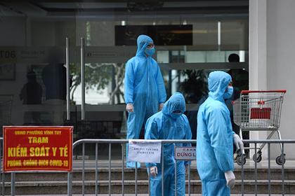 Вьетнам начал вторую фазу испытаний собственной вакцины от коронавируса