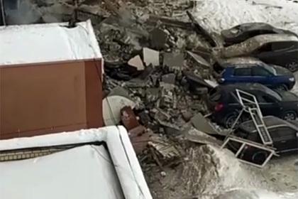 Возле метро в Нижнем Новгороде прогремел взрыв