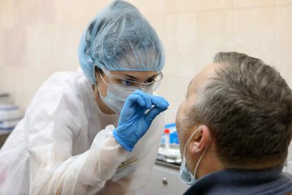 В России выявили 11 086 новых случаев коронавируса