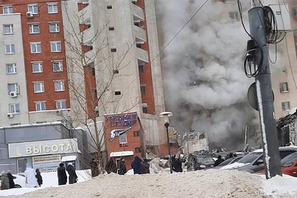 Стало известно о пострадавшем в результате взрыва в кафе в Нижнем Новгороде