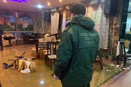В Ленинградской области в результате стрельбы в кафе погиб человек
