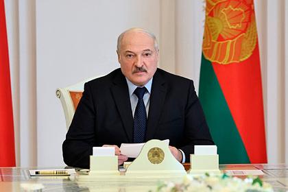 Лукашенко опроверг слухи о передаче власти сыновьям