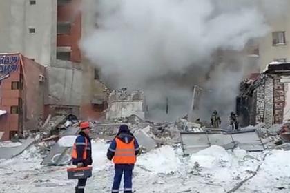 Из-под завалов дома в Нижнем Новгороде достали пострадавшую