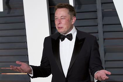 Илон Маск обеднел на 14 миллиардов долларов за день