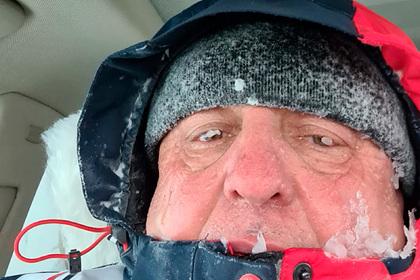 Застрявший в пурге казахстанец 28 часов выживал в снежном плену