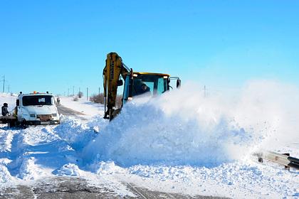 Россиянка замерзла в буран насмерть по пути из такси к подъезду