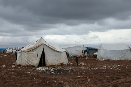 Россия обвинила США в насильственном удержании беженцев в Сирии