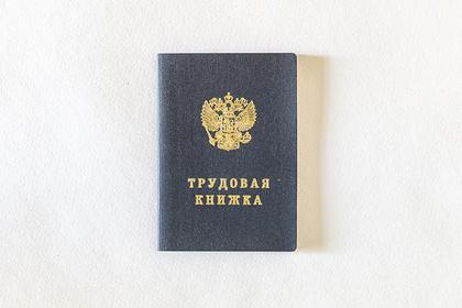 В России захотели ввести новые трудовые книжки