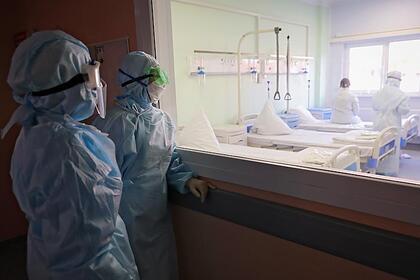 В России выявили 11 534 новых случая коронавируса