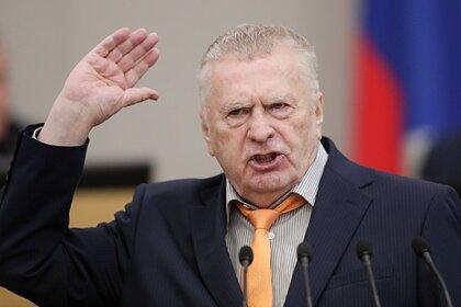 Жириновский раскритиковал отдыхающих в южных странах россиян