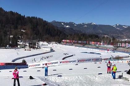Российские лыжницы остались без медалей в скиатлоне на чемпионате мира