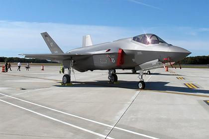 В США «негласно» признали провал F-35