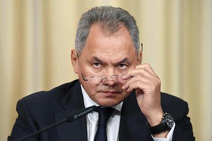 Шойгу созвонился с главой Минобороны Армении