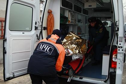На Украине произошел взрыв в больнице