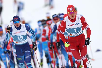 Большунов прокомментировал первую победу на чемпионате мира
