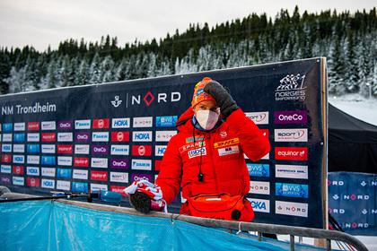 Тренер сборной Норвегии посчитал невозможным бороться с Большуновым без скутера