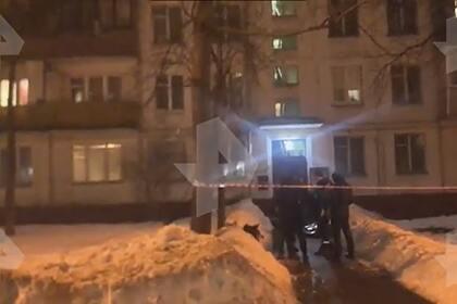Россиянин на глазах ребенка зарезал бывшего мужа своей жены