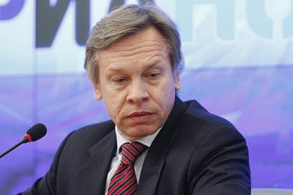 Пушков ответил на заявление Байдена о принадлежности Крыма