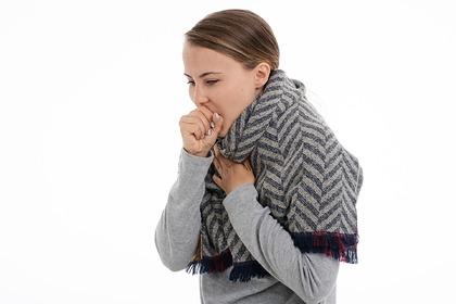 Названы требующие обращения к врачу виды кашля
