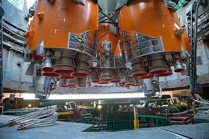 Запущенный с Байконура арктический спутник успешно выведен на орбиту
