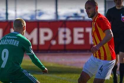 Тренер клуба ФНЛ ударил судью в живот после матча