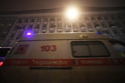 В Москве при обрыве аттракциона пострадал ребенок