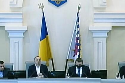 Украинский депутат заговорил на «восточно-украинском» языке