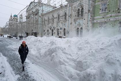 Россиянам предсказали частую смену погоды в марте