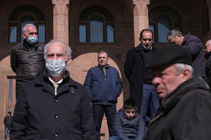 Армянская оппозиция предложила Пашиняну сделку