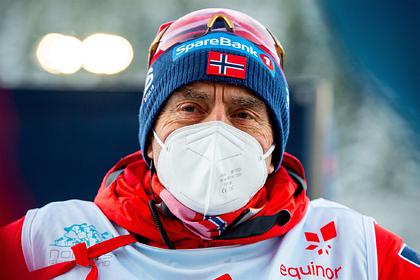 Норвежский тренер назвал неприемлемым поведение Большунова после финиша гонки ЧМ
