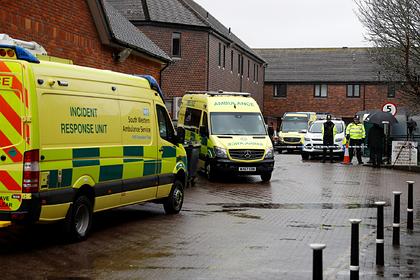 В Великобритании предупредили о риске подобных Солсбери химических атак